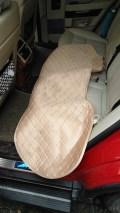 自己动手安装座套