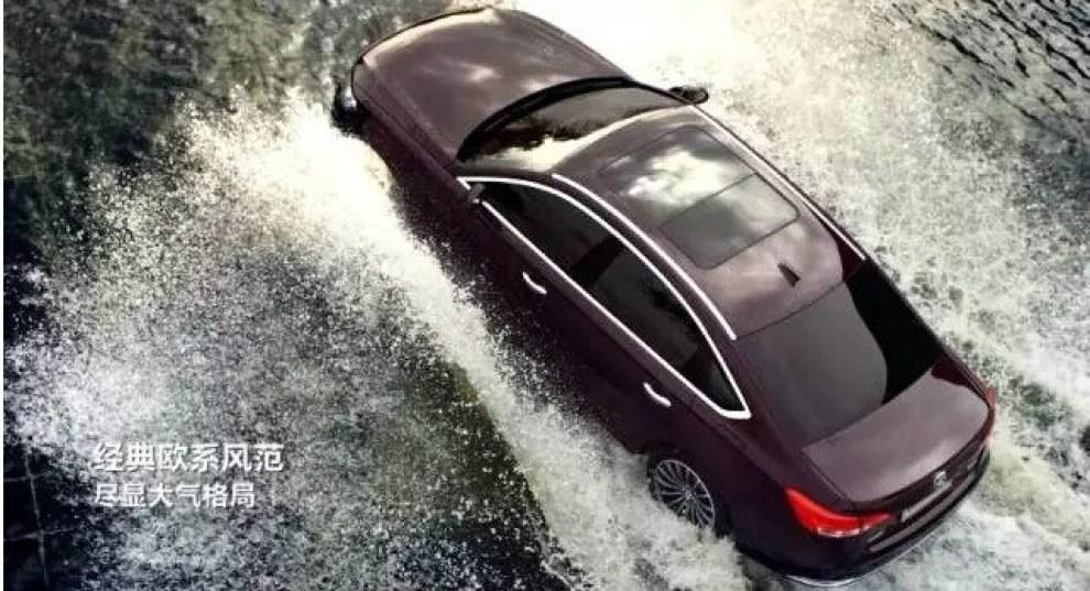 """众泰Z700打造""""平民豪车""""体验"""
