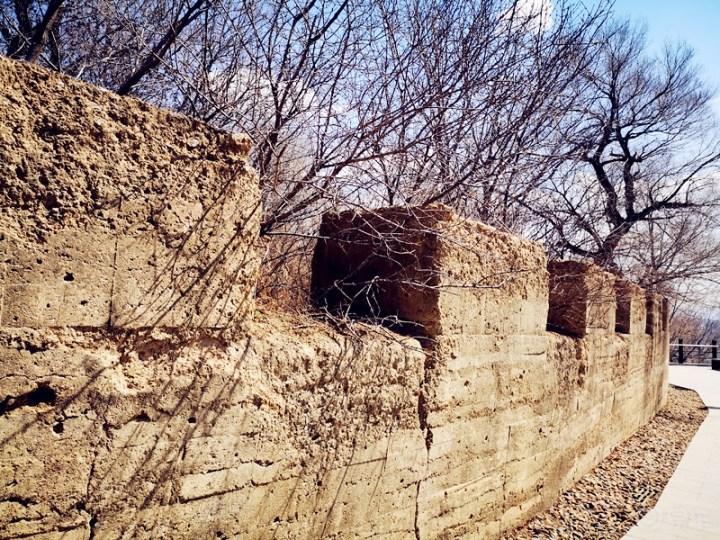 大75自驾游,翻山越岭,游清古炮台遗址