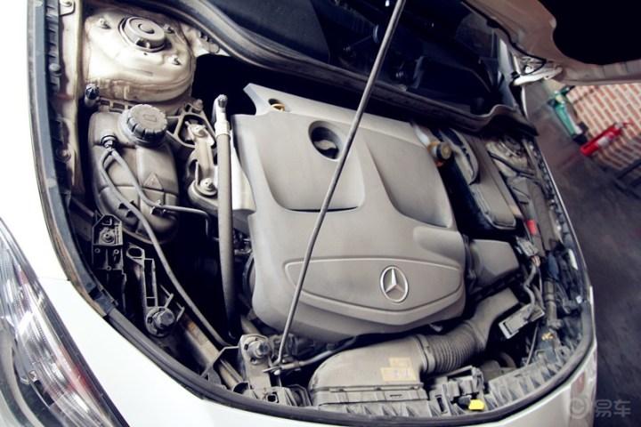 奔驰CLA220低功率2.0T的春天:原厂ECU调校升级