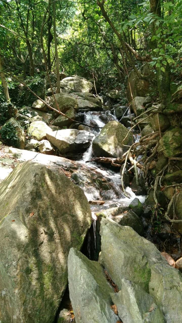 给自己放松下心情带你爬山涉水