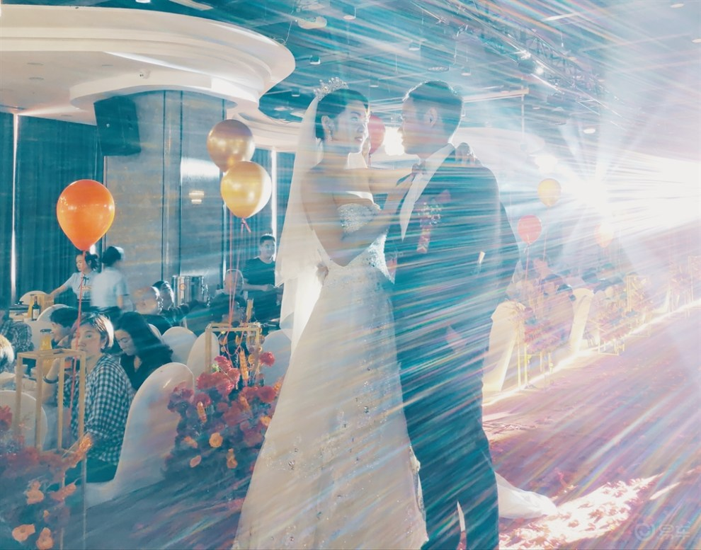 婚礼进行时