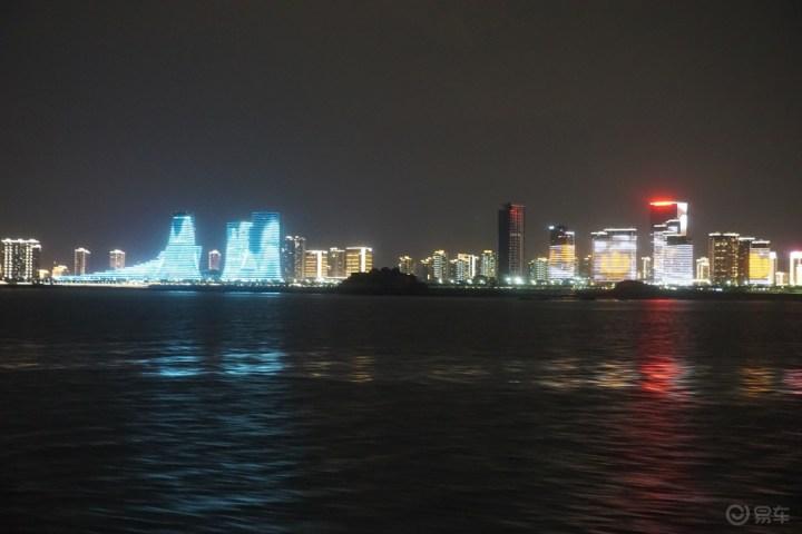 福建游之厦门夜景