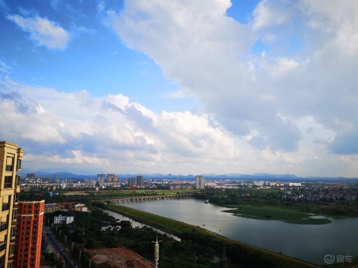 【宝来】带你拍别样的蓝天白云