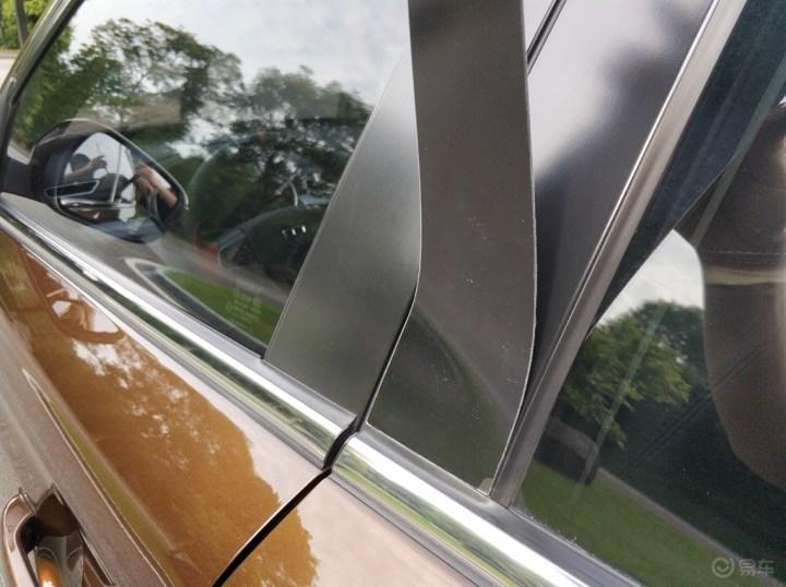 博越车窗焕新顏 —— 给车窗加装PC亮片