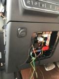 T600酷派加装电动尾门作业
