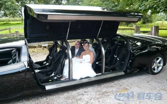 法拉利豪华轿车 高清图片