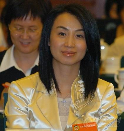 【中国最漂亮的女富豪