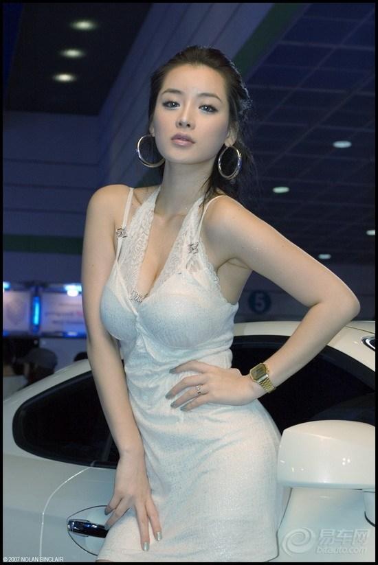韩国第一S女王:林智慧的千姿百态秀