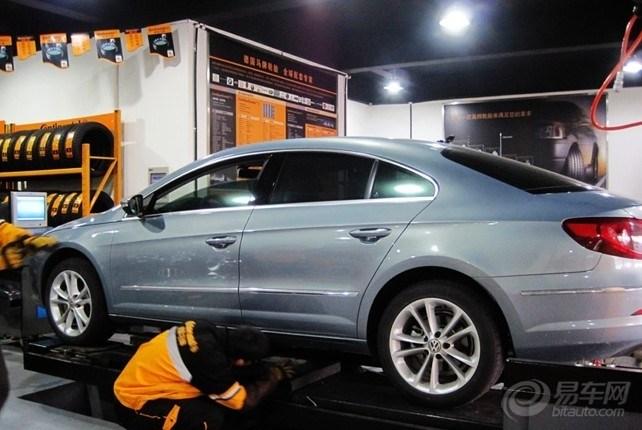 大众cc改装轮毂眼中最美车型 汽车评测网 关注汽车最新资讯