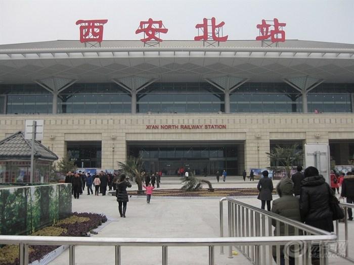 【西安北站建成通车啦。】_crosspolo论坛图片