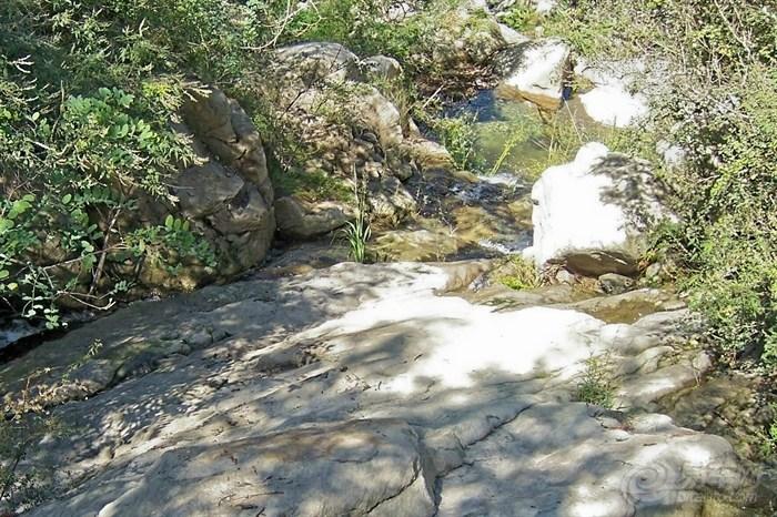 石家庄西山森林公园 一日游 高清图片