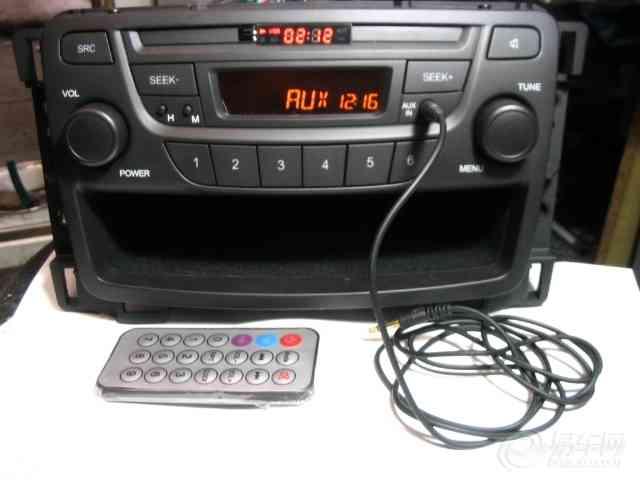 09五菱荣光收音机接线图