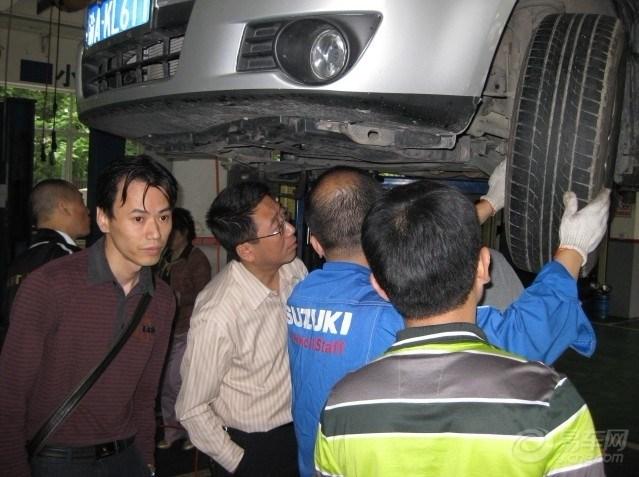 45图示 冬季汽车养护生活用车小常识 申精高清图片