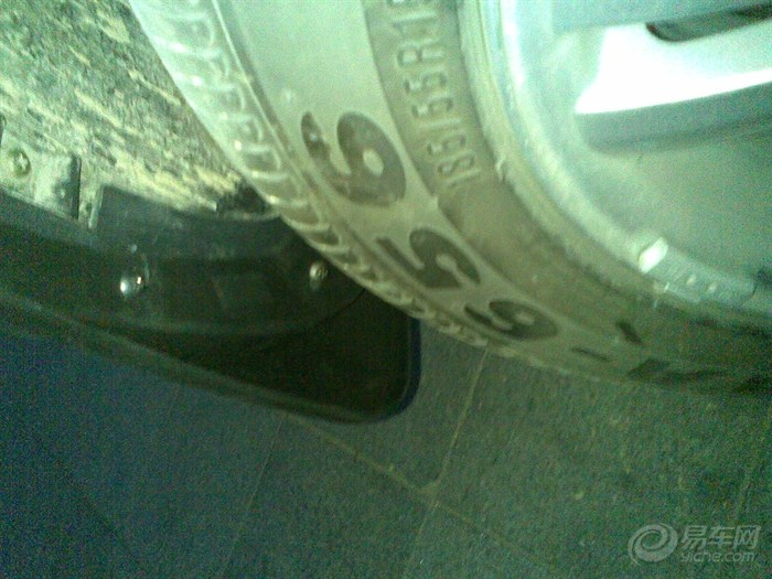 长安CX20论坛 汽车论坛 -挡泥板安装,迎宾踏板安装高清图片