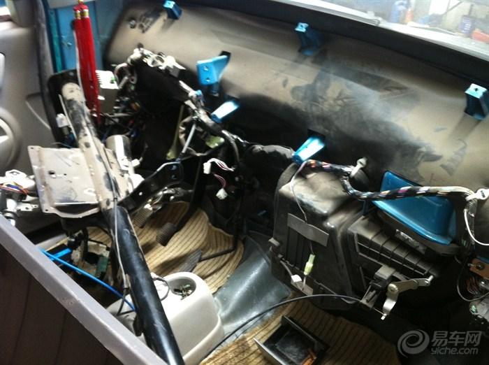 昌河爱迪尔半年出现质量问题,反复跑修理厂,实在是伤不起啊高清图片