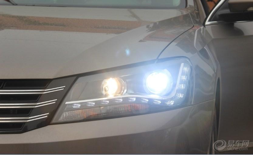 汽车氙气大灯  眼led泪眼欧版改装氙气大灯总成 高清图片