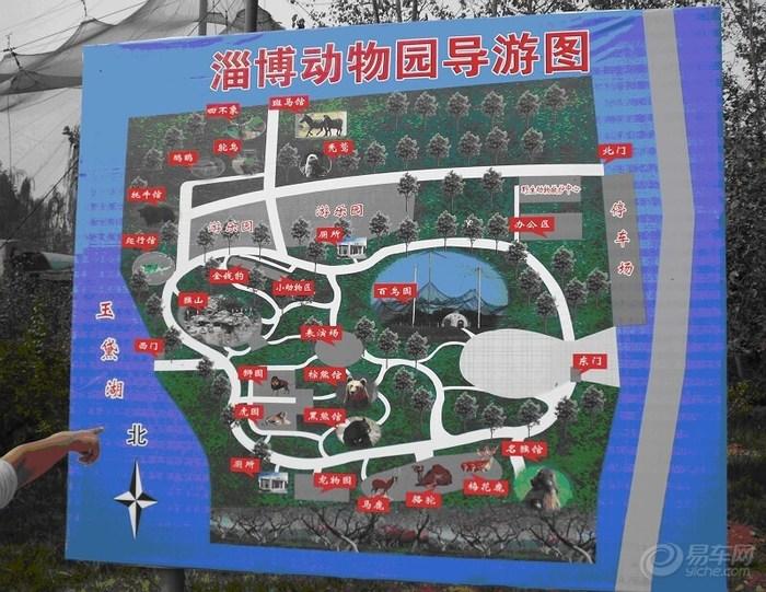 动物园导游图