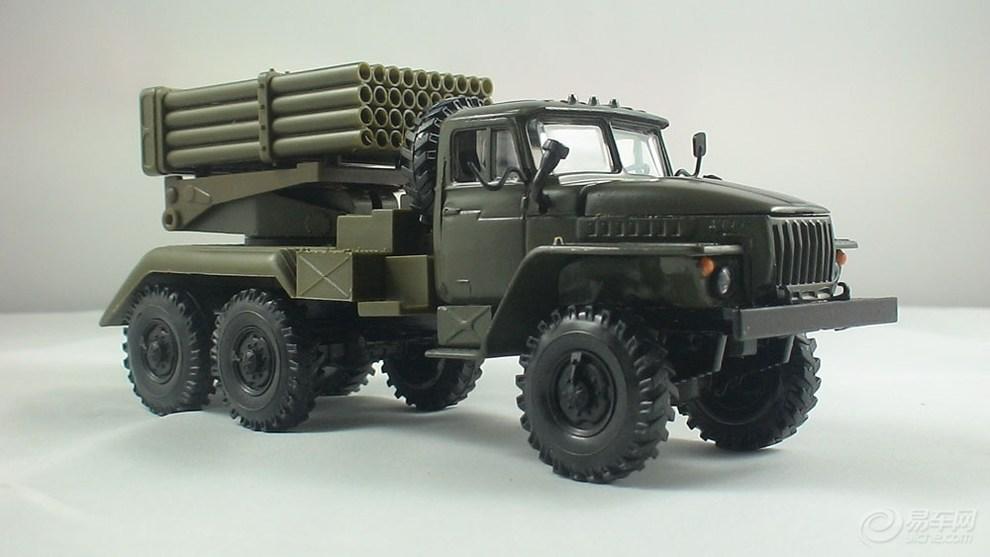 苏联喀秋莎火箭炮图片