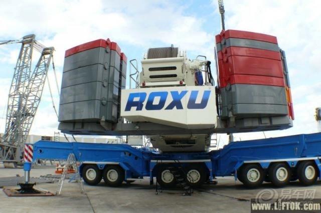利勃海尔1200吨 利勃海尔1200吨 利勃海尔1200吨  利勃海尔1200图片下载