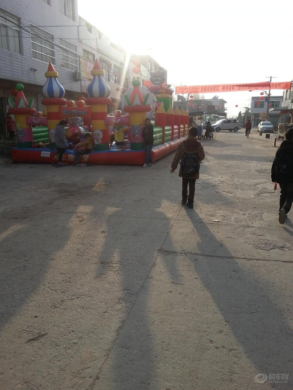 滁州市定远县能仁寺庙会吸引八方来客