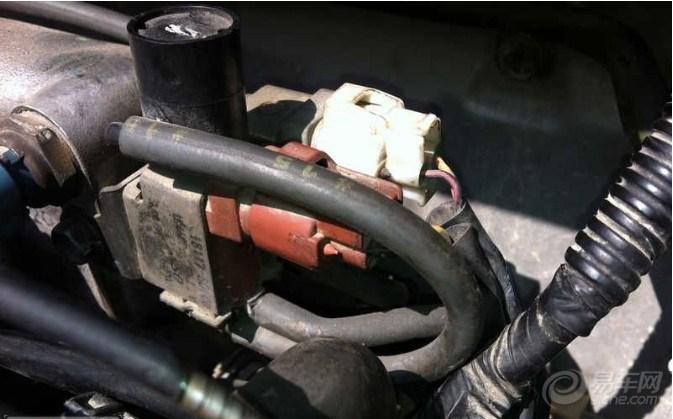 k12碳罐电磁阀维修diy图片