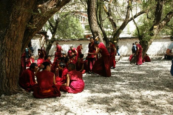 色拉寺图片