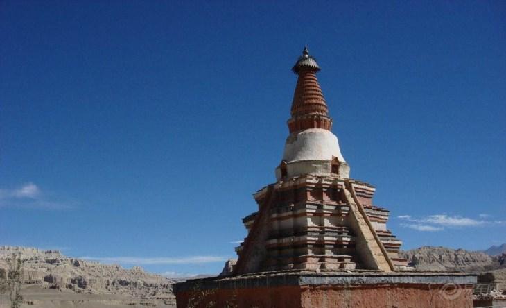 西藏佛塔设计图纸