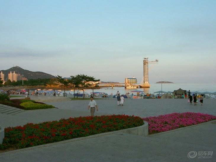 大连星海公园老照片