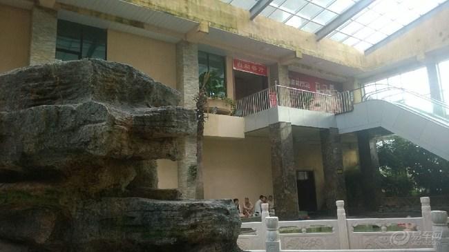 凌海温泉花园酒店,一起泡温泉吧